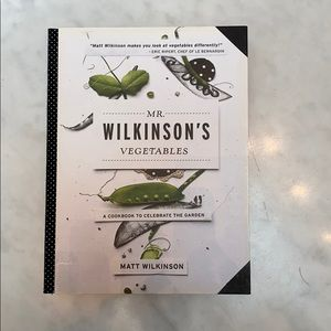 BOOK:  MR. WILKINSON'S VEGETABLES (new)